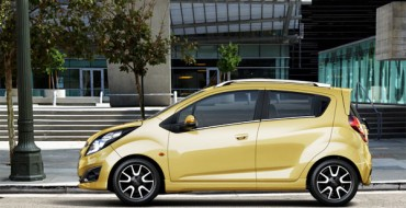 Model Spotlight: 2013 Chevy Spark