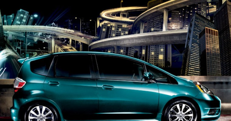 2015 Honda Fit Follows a Hard Act
