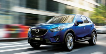 SKYACTIV Gets 2013 Mazda CX-5 Best-In-Class MPG