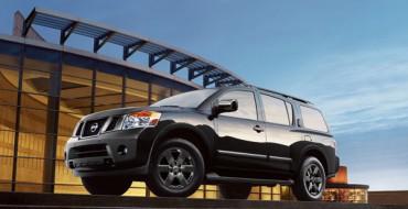 2013 Nissan Armada Nearly as Powerful as its Namesake