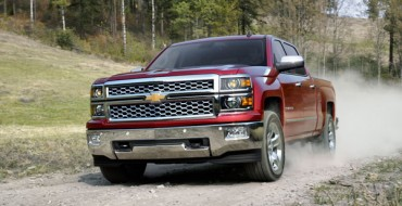 2014 Silverado Surpasses Ram as GM's Best Pickup, Says Consumer Reports