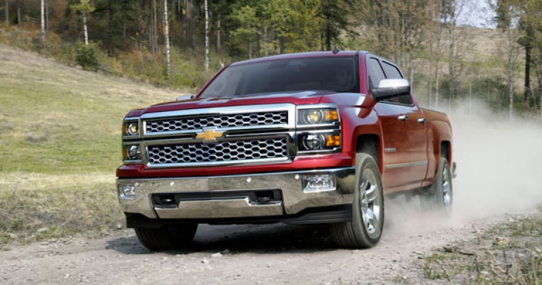 2014 Silverado and Sierra get Supercharged by Callaway