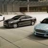 2014 Ford Fusion Profile