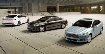 2014 Ford Fusion Profile