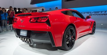 Chevrolet Announces Final Details of 2014 Corvette Stingray