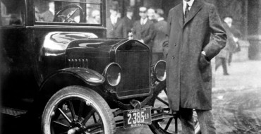 Celebrate Ford's 100 Years by Exploring the Man Who Started it All