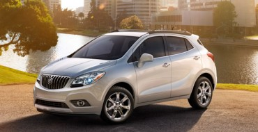 2013 Encore: Small Car Making a Big Splash for Buick