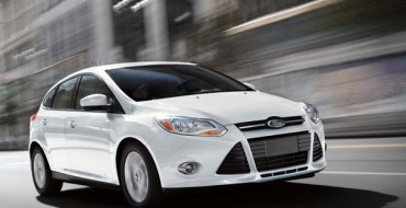 Ford Recall for 2012-13 Focus Electric, 2013 Focus ST
