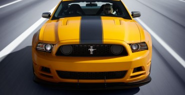Ford Has Plans to Cut 2015 Mustang's Weight By 400 Pounds or More