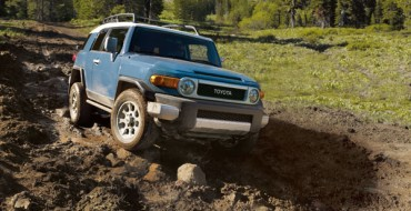 Toyota FJ Cruiser Will Be Discontinued After 2014 Model Year