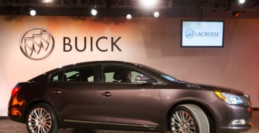 A Look at the Luxury of the 2014 Buick LaCrosse