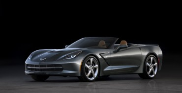 2014 Chevy Corvette Stingray Allows Drivers to Personalize Displays