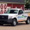 Ford 2014 F-150 Powered By Compressed Natural Gas
