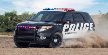 Ford Adds 365-hp EcoBoost to Explorer Police Interceptors