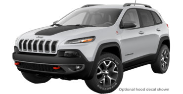 Jeep Cherokee Configurator Lets Users Build Ride Worthy of Video Games