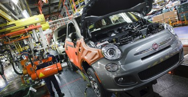 Chrysler and Fiat Plan to Open $850 Million Paint Shop in Q1 2014