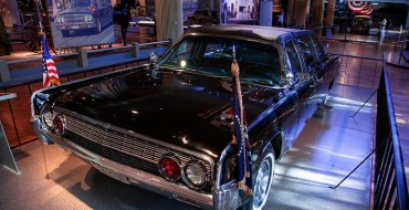 JFK's Lincoln Continental Recreated for Parkland Film
