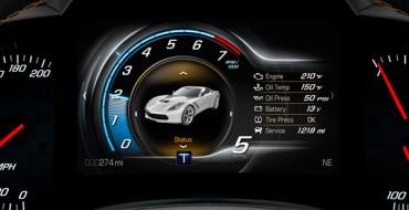 2014 Corvette Stingray Most Efficient Sports Car