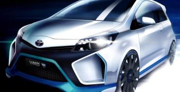 Toyota Releases Details of 420-Horsepower Yaris Hybrid-R