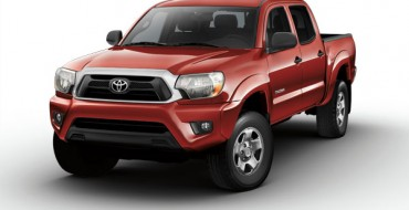 Toyota Bolsters Power, Efficiency with 2013 Tacoma