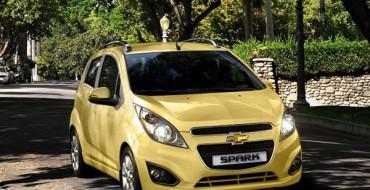 Chevy Offers EV Etiquette Tips for Spark, Volt Drivers