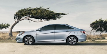 Lucky Magazine Contest Offers 2013 Hyundai Sonata Hybrid Grand Prize