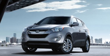 Hyundai Vehicles Among the Best for Families