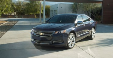 Dynamic Driving: The New 2014 Chevy Impala Adaptive Cruise Control