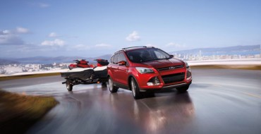 Ford's Asian Production On-Pace to Beat North American