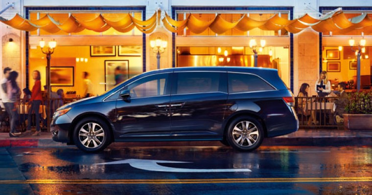 2005 – 2010 Honda Odyssey Recall Affects Over 885K Vehicles