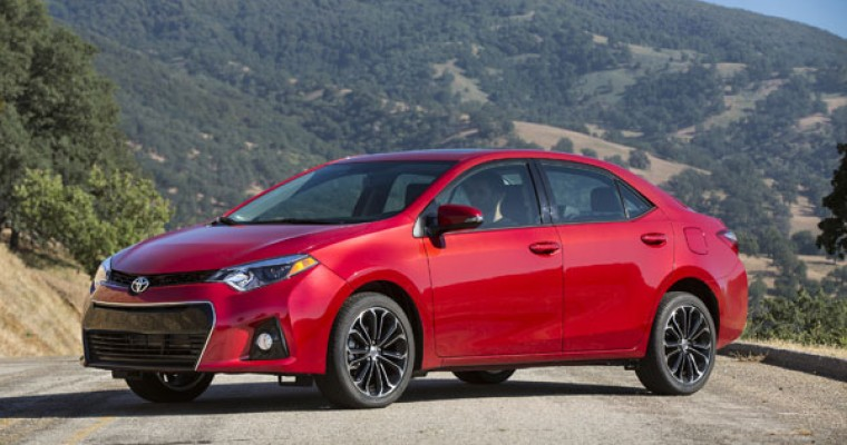 Toyota Corolla's Infotainment Tech is Intuitive, Entune