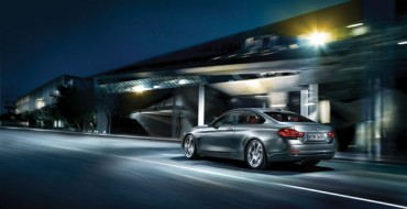 BMW Launches New 4 Series