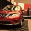 Completely Redesigned 2014 Nissan Rogue Unveiled