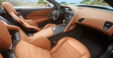 The 2014 Corvette Stingray's New Seats