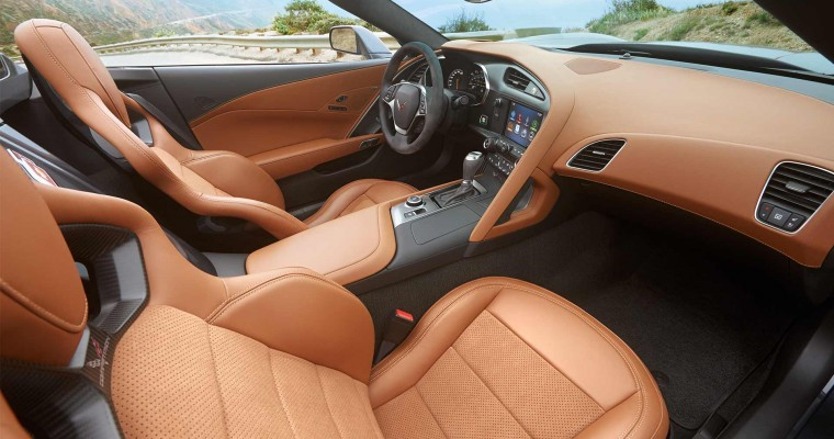 2015 Chevy Corvette Transmission: An Eight-Speed at Last