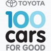 Toyota Helps Local Organizations with 100 Cars for Good