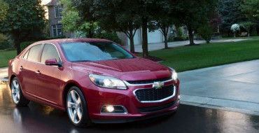 2014 Chevy Malibu Technology Keeps Hands Free, Wallets Full