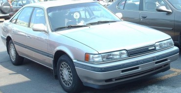 Redskins' Running Back Alfred Morris Prefers His 1991 Mazda 626