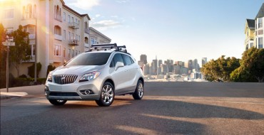 GM May Produce a Diesel-Powered Buick Encore