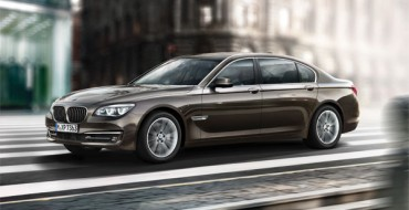 BMW Continues Tradition of Excellence with Interior of the BMW 7 Series