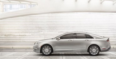 Lincoln December Sales Increase 21% to Close Out 2014