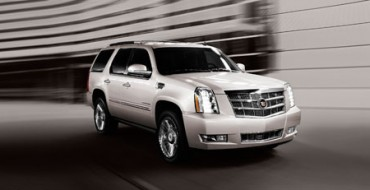 Cadillac Reveals Escalade May Name Other Vehicles in Its Lineup