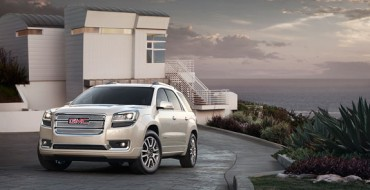 Buick GMC National Sweepstakes: Choose Your Next Ride