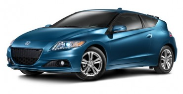 2014 Honda CR-Z Sees Small Price Increase for Big Features