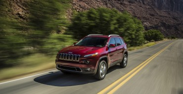 2014 Jeep Cherokee Shipping Out to Dealers