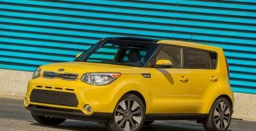 2015 Kia Soul EV to be Sold in U.S.