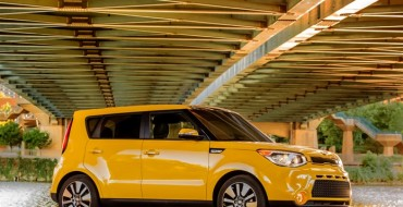 2014 Kia Soul Named Active Lifestyle Vehicle of the Year