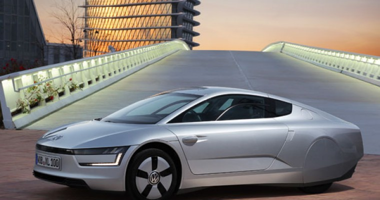 Augmented Reality Technology for Volkswagen XL1 Repairs
