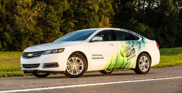 Chevy Goes Alternative with 2015 Impala Bi-Fuel Sedan