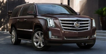 Cadillac Touts All-New Interior for the 2015 Escalade